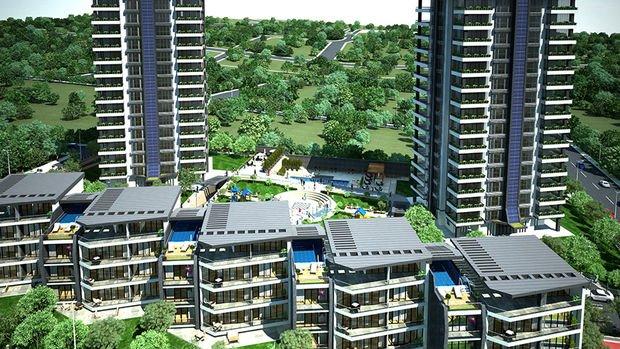 Akay Neris Yaşamkent Fiyatları 1 Milyon 65 Bin TL'den Başlıyor