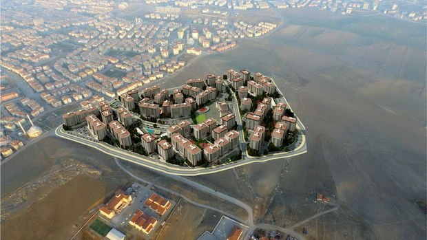 Toki'den Ankara Sincan Saraycık'ta 2 bin 43 Konutluk Yeni Proje