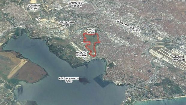 Emlak Konut Halkalı'ya 7 Bin Konutluk Yeni Mahalle Yapacak