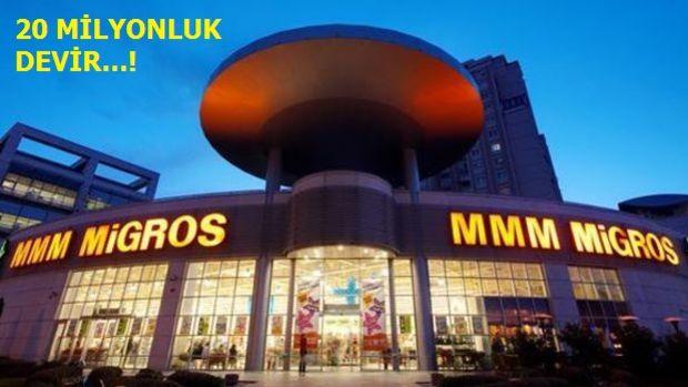 Carrefoursa Migros ve Kipadan 20 Mağaza Devraldı