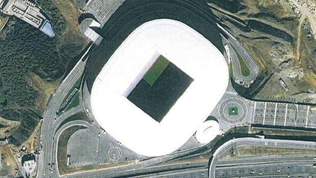Türk Telekom Arena'da İmar Planı Değişikliği