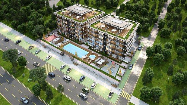 Myvista Smart 2 İzmir'de 235 Bin TL'ye 2+1! Ekim Teslim!