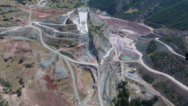 İnegöl Hocaköy İçme Suyu Barajı 2020'de Açılıyor