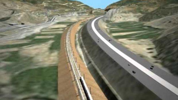 Nurdağ Tüneli Türkiye'nin En Uzunu Olacak
