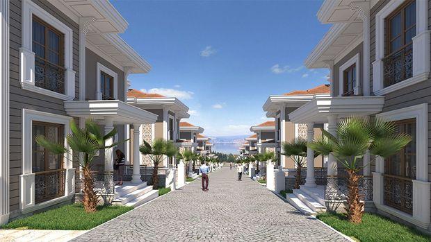 Villa Hirazen Fiyatları 3+1 Dairelerde 720 Bin TL'den Başlıyor