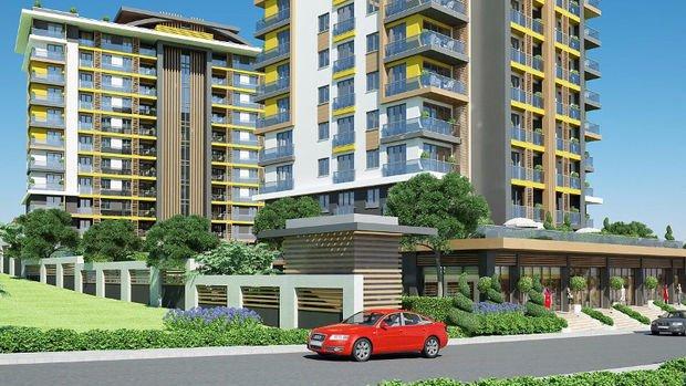 City Hill Sancaktepe Fiyatları 338 Bin TL'den Başlıyor