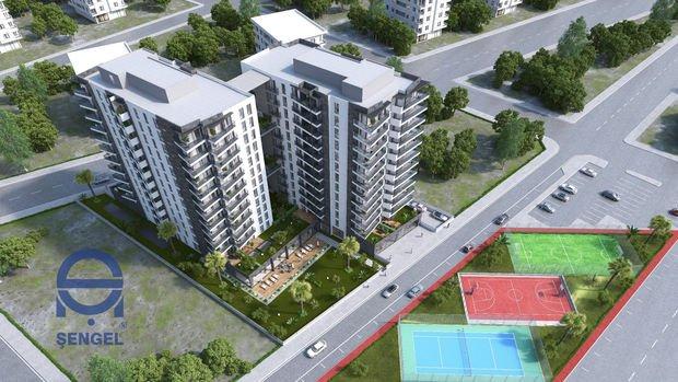 Şengel Residence Söke Fiyatları 214 Bin TL'den Başlıyor