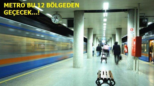 Ataköy İkitelli Metro Hattı Ne Zaman Açılacak Belli Oldu
