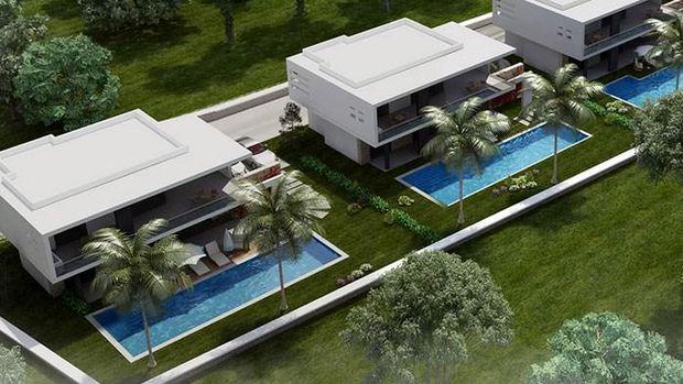 Myrina Evleri Fiyatları 890 Bin Dolardan Başlıyor