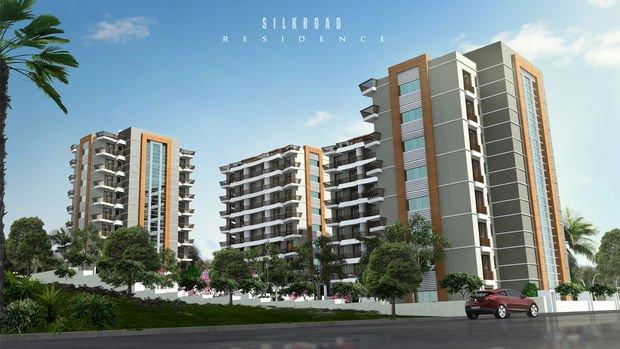 Silkroad Residence Kurtköy Fiyat Listesi! 225 Bin TL'den Başlıyor!