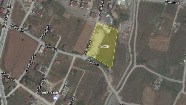 Beylikdüzü Belediyesi'nden Kavaklı'da Satılık Arsa