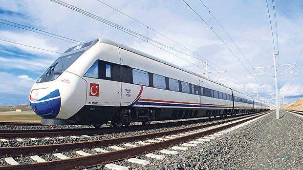 Yüksek Hızlı Tren 2018 Sonu Haydarpaşa ve Halkalı'da