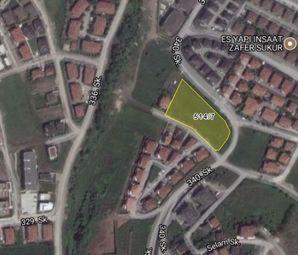 Sakarya Serdivan'da Satılık 2 Arsa