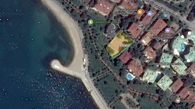 Kadıköy Göztepe İmar Planı Askıda