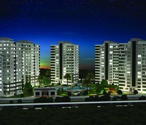 Tarsus Panorama Evleri'nde 300 Bin TL'ye 4+1