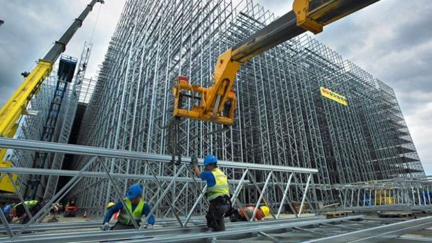 İnşaat Malzemeleri Sanayi Bileşik Endeksi Temmuz'da Geçen Yılı Solladı