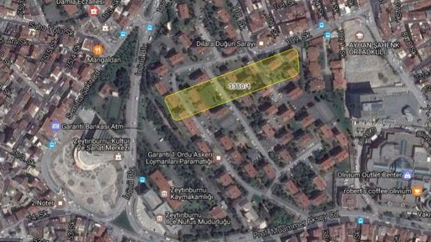Emlak Konut Zeytinburnu Beştelsiz Projesinde İmzalar Atıldı