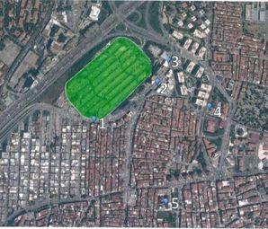 Akzirve'den Zeytinburnunda 2 Bin 78 Konutluk Yeni Proje