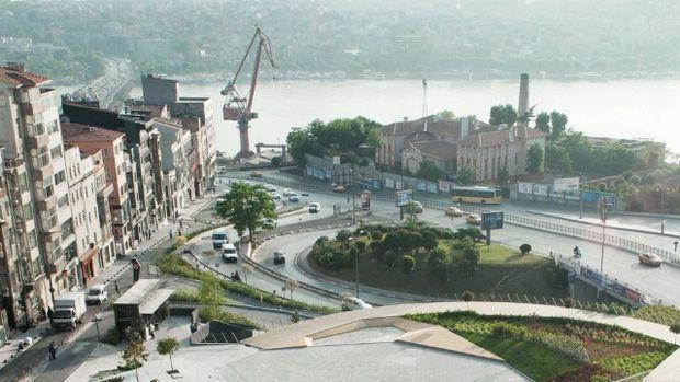 Şişhane Meydanı Yeniden Düzenlenecek