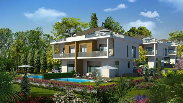 Cemtaş Kavaklı Villaları Fiyatları 900 Bin Avrodan Başlıyor