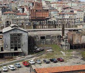 Hasanpaşa Gazhanesi Müze Oluyor