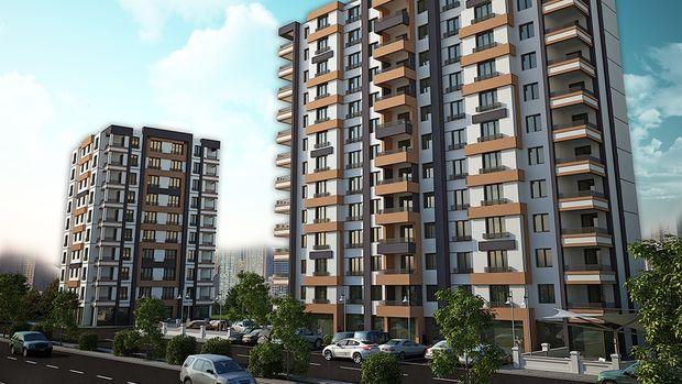 Concept Kayseri Konut Projesinde 280 Bin TL'ye 3+1