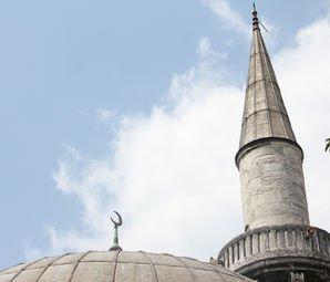 Etiler'e Yeni Cami Geliyor