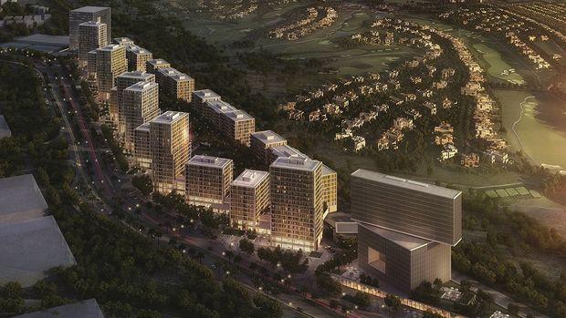 Aşçıoğlu Midtown Selenium By Deyaar'da 209 Bin Dolara 1+1