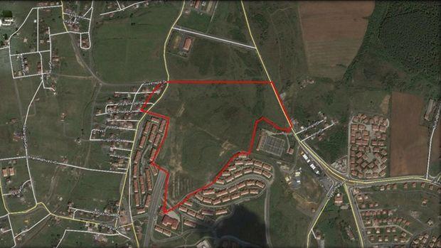 Arnavutköy Taşoluk Mahallesi İmar Planı Askıda