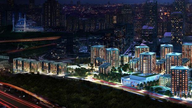 Sinpaş Finans Şehir Ön Talep Topluyor! 2 Bin 500 Konutluk Yeni Proje!