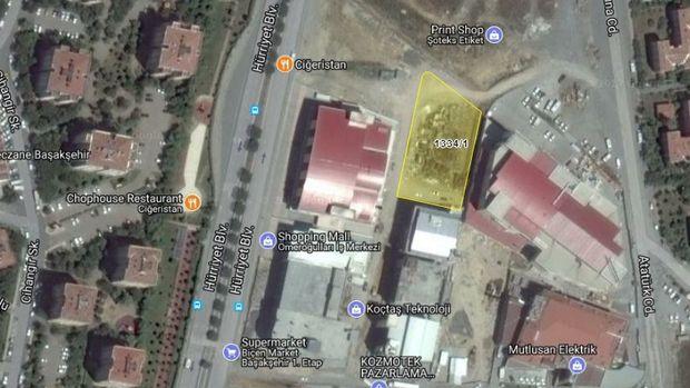 İstanbul Defterdarlığı'ndan İkitelli'de Satılık Arsa
