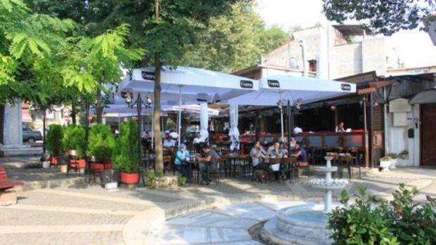 Çengelköy Meydanı'nda Tarihi Düzenleme