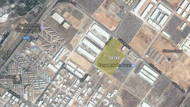 Karatay Belediyesi'nden 65 Milyona Satılık Arsa