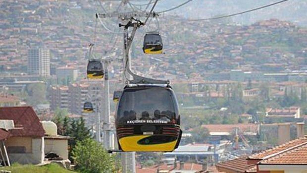 İstanbul'a 22,7 Kilometrelik 10 Yeni Teleferik Hattı Geliyor