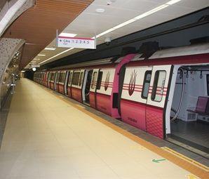 İstanbul Metro Haritası!