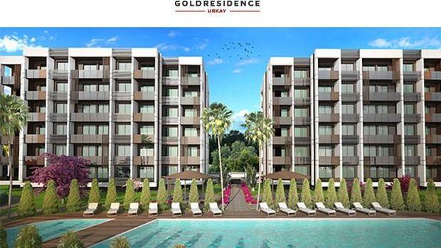 Gold Residence Urkay Fiyatları 245 Bin TL'den Başlıyor
