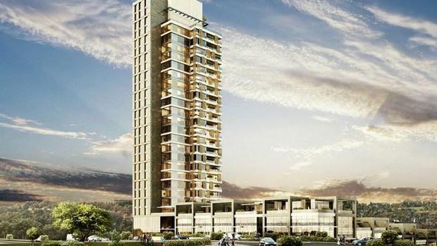 Fortis Meridyen Ankara'da 1 Milyon 100 TL'ye 5+1
