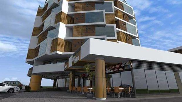Meva Plaza Bornova 'da 395 bin TL'ye  1+1