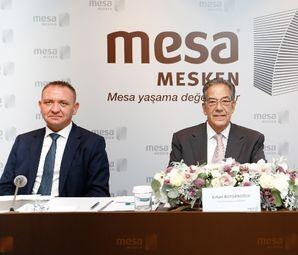 Mesa'dan 2017'de 6 Milyar Liralık 8 Yeni Proje