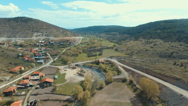 Bolu Tekkedere Köyü Baraj İçin Taşınıyor