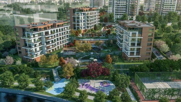 Nidapark Kayaşehir Projesinde Şimdi Al 2019'da Öde