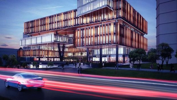 Volume Kurtköy Ofis Fiyatları 370 Bin TL'den Başlıyor