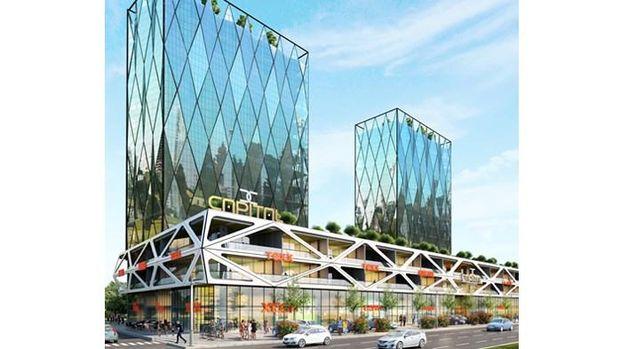 Capital Ticaret Merkezi Fiyatları 295 Bin TL'den Başlıyor