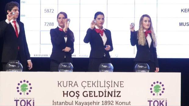 Toki Kayaşehir 1+1 ve 3+1 Kura Sonuçları Tam Listesi 2017