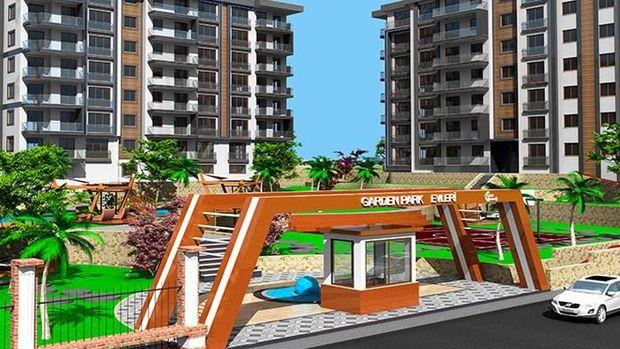 Gardenpark Evleri Fiyatları 250 Bin TL'den Başlıyor