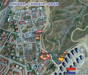 Emlak Konut Ankara Oran Arsasını 9 Kasım'da İhaleye Çıkarıyor