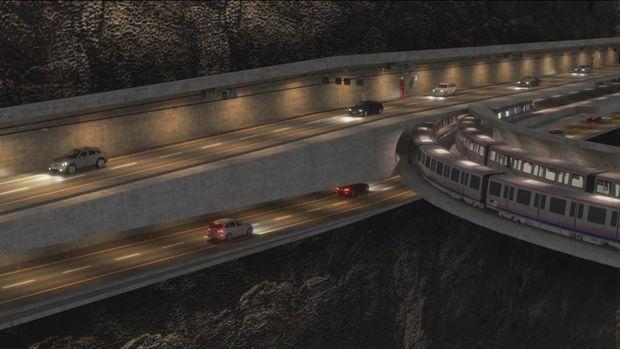 3 Katlı Büyük İstanbul Tüneli 2018'de İhaleye Çıkıyor