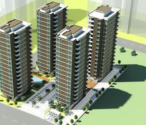 İnci City Fiyatları 259 Bin TL'den Başlıyor
