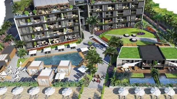 Nayman Suites Fiyatları 450 Bin Dolardan Başlıyor