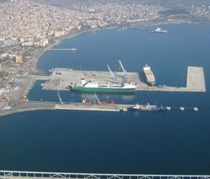 Tekirdağ Limanı Özelleşiyor